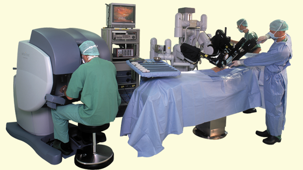 Dr Amit Ghose Urologist Kolkata India For Robotic Surgery